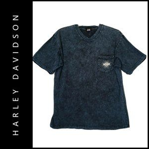 Harley-Davidson Men Short Sleeve Crew Neck T-Shirt